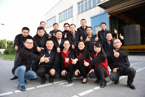 DDPS Wuxi team
